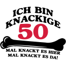 T-Shirts zum 50. Geburtstag erstellen