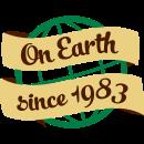 On Earth since 1983 - T-Shirt zum Geburtstag erstellen