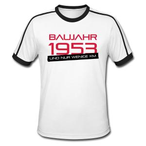 Baujahr 1953 Geburtstag T-Shirt